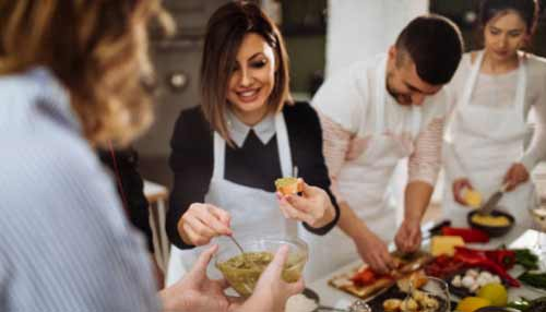 Cookery or Language Lessons  - Rehab & Addiction Treatment Centre in Spain