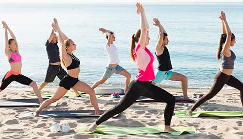 Yoga & Pilates - Rehab & Addiction Treatment Centre in Spain